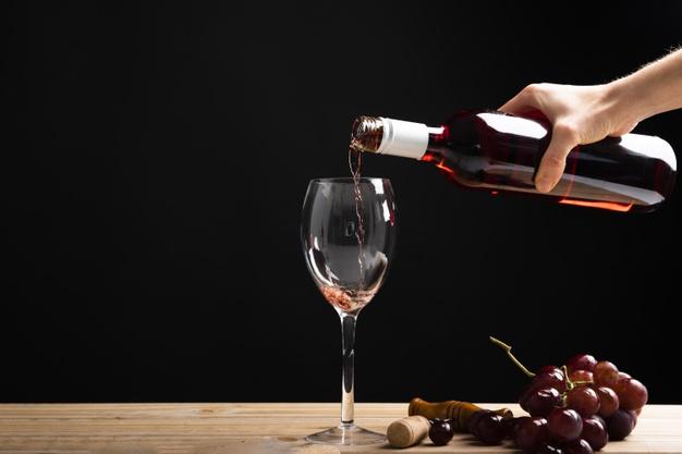 Få det bedste fra to verdener med alkoholfri vin