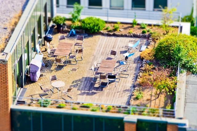 Byg din egen terrasse