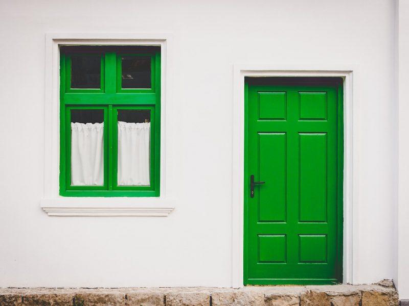 Vælg den rigtige dør til dit hjem